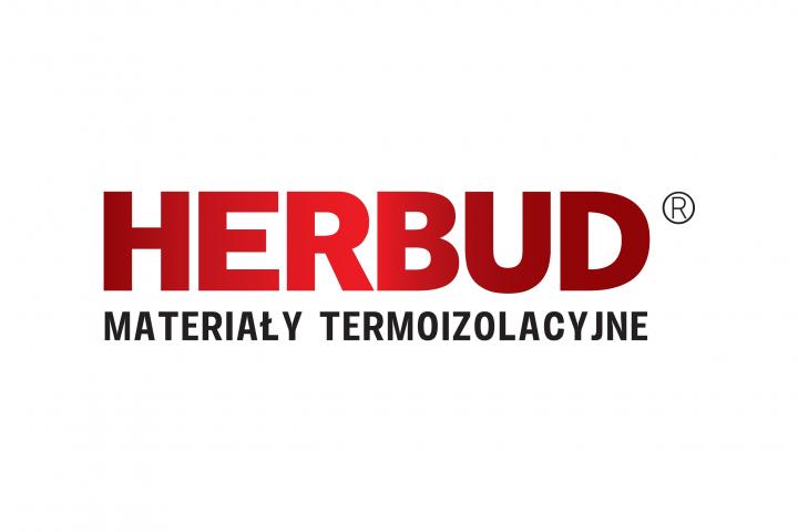 Logo HERBUD w wersji oryginalnej